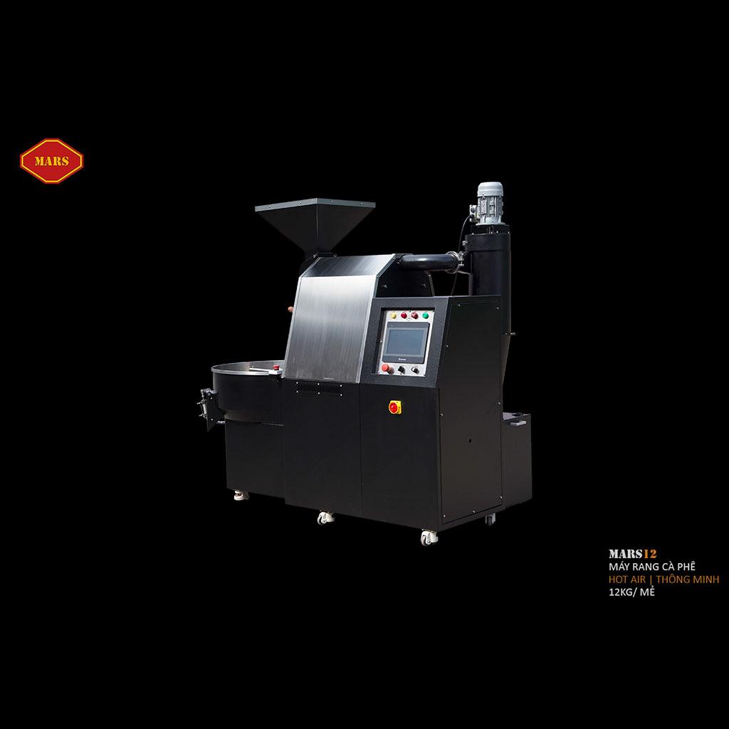 Máy rang cà phê TP.Hải Phòng: máy rang cà phê 12kg