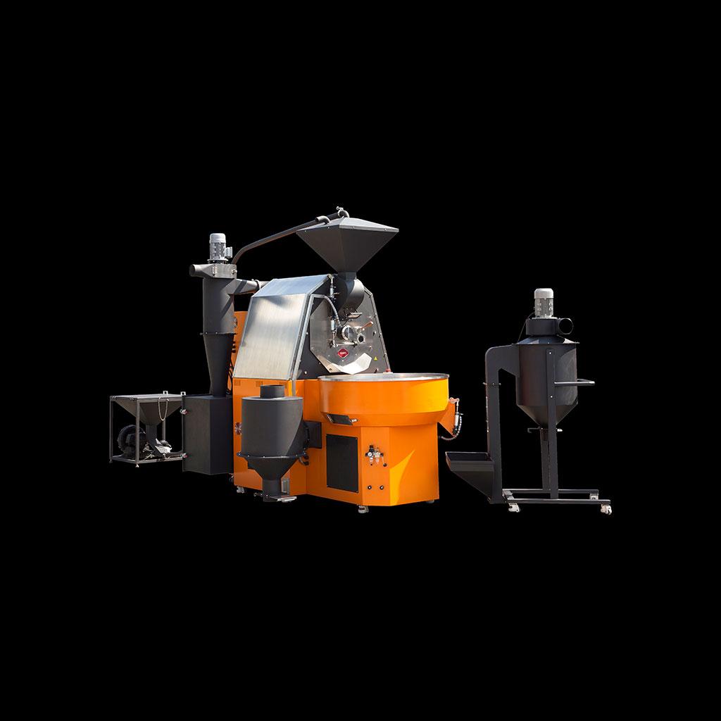 Máy rang cà phê TP.Hải Phòng: máy rang cà phê 30kg