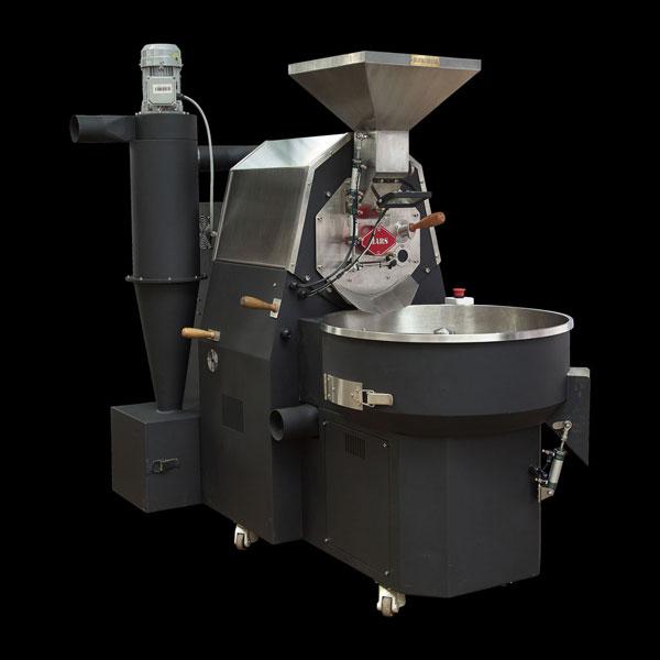 Hình máy rang cà phê công nghiệp 6kg